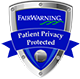 Patient Privacy Protected logo