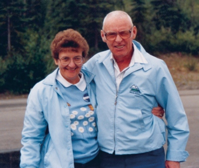 Cecil and Dorothy Goodbrand